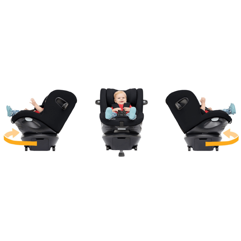 Joie i-Spin 306 i-Size Car Seat - Coal (8)