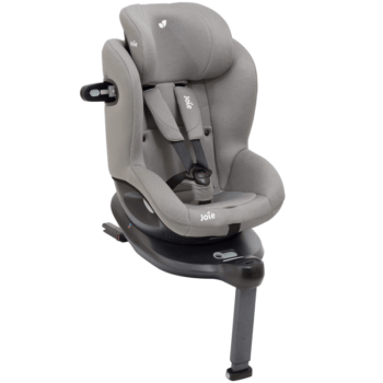 Joie i-Spin 306 i-Size Car Seat - Grey Flannel 1