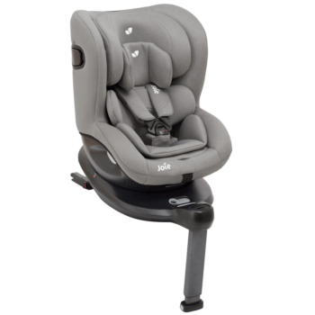 Joie i-Spin 306 i-Size Car Seat - Grey Flannel