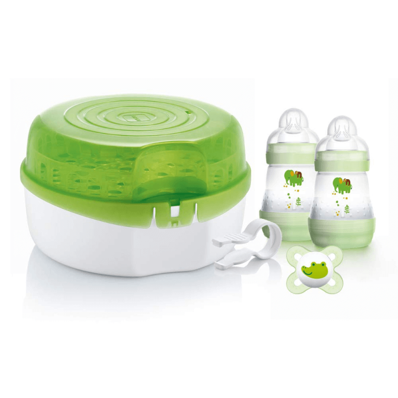 MAM Microwave Steam & Cold Water Steriliser