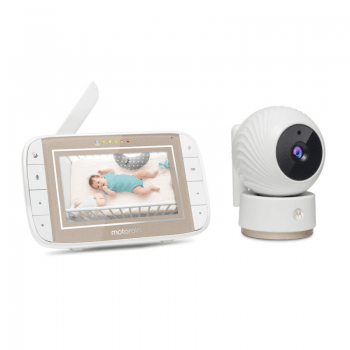 Motorola Halo+ MBP944 Smart Wi-Fi Video Baby Monitor