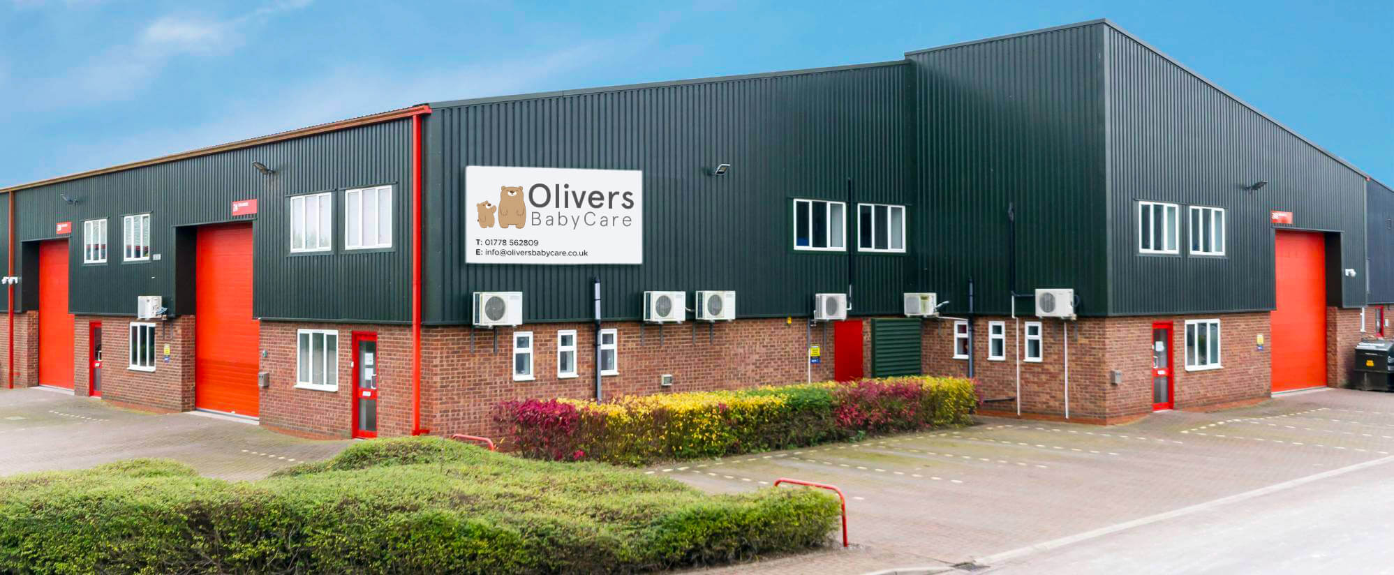 Olivers BabyCare Office