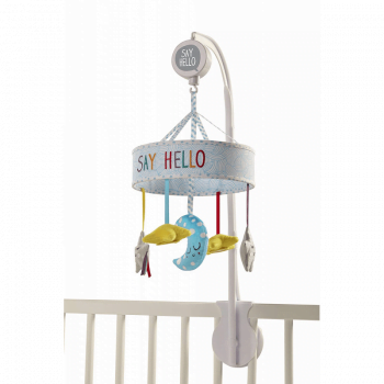 Say Hello Starry Sky Baby Cot Mobile