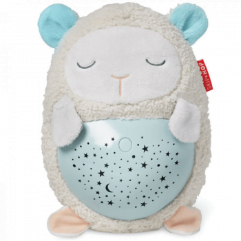 Skip Hop Hug Me Nightlight Projector - Lamb