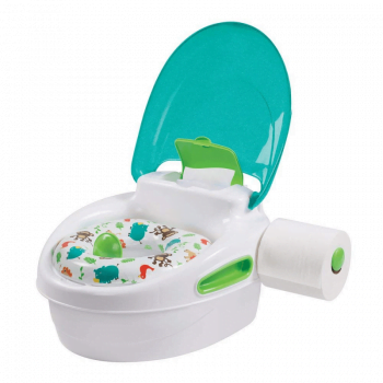Summer Infant Step By Step Potty - Neutral