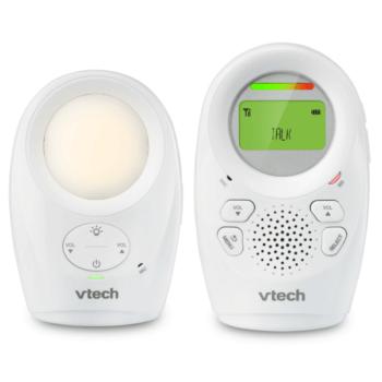 VTech Safe & Sound Digital Audio Baby Monitor - DM1211