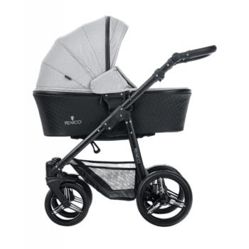 Venicci Shadow 2 in 1 Travel System - Dusty Grey
