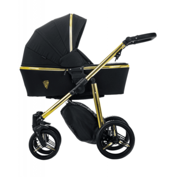 Venicci Special Edition 3 in 1 Travel System - Gold & Black