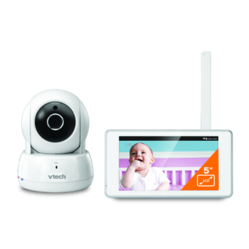 Vtech Safe & Sound Tablet Baby Monitor - BM6000