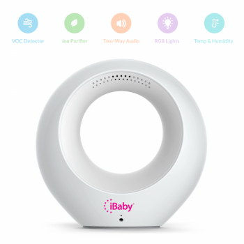iBabyCare Smart Air Purifier and Monitor 3