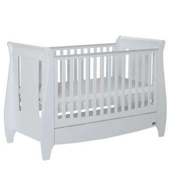 Tutti Bambini Lucas Sleigh Cot Bed