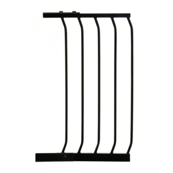 Dreambaby F831B Black Gate Extension – 36cm