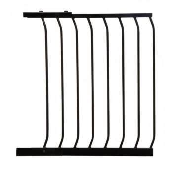 Dreambaby F834B Black Gate Extension – 63cm