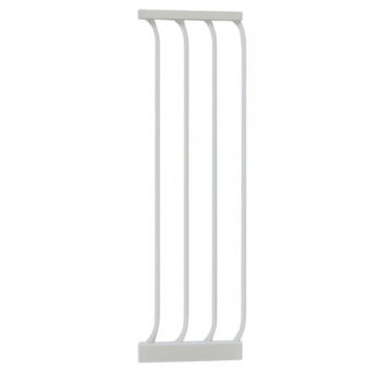 Stork Child Care White Gate Extension - 27cm