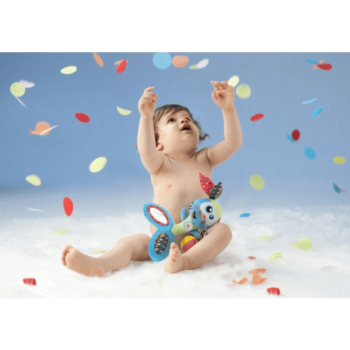 Babymoov Activity Plush Sea Lion Toy 2