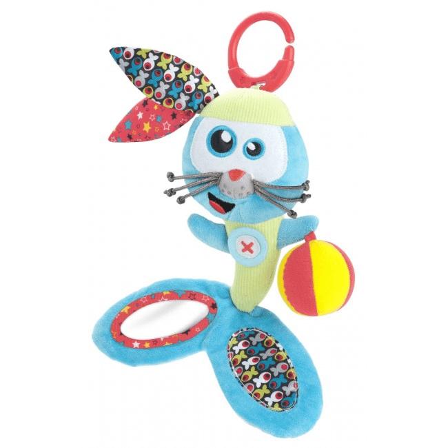 Babymoov Activity Plush Sea Lion Toy