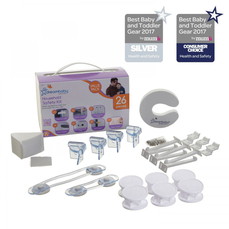 Dreambaby 26 Piece Household Safety Kit 3