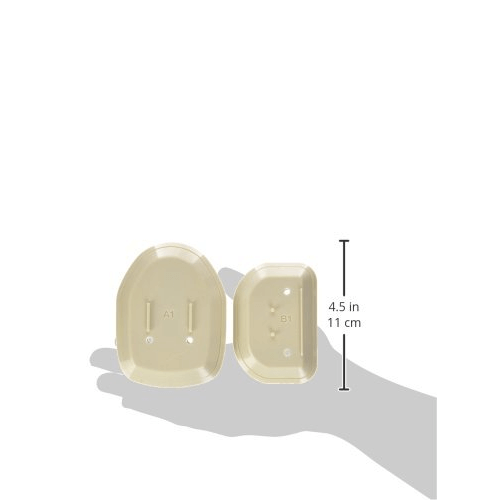 Dreambaby Retractable Gate Spacers - White 3