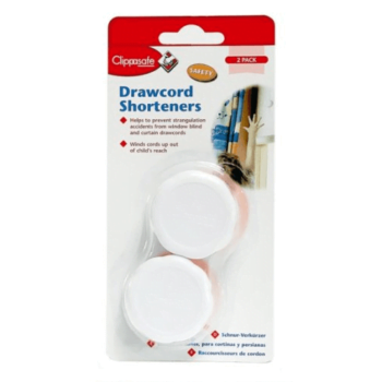 Clippasafe Drawcord Shortener - 2 Pack