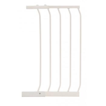 Dreambaby F831W White Gate Extension – 36cm