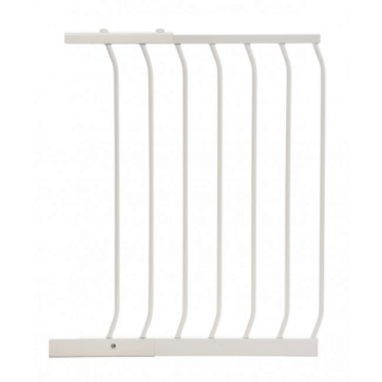Dreambaby F833W White Gate Extension – 54cm