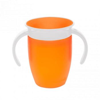 Munchkin Miracle 360 Trainer Cup (7oz/207ml) - Orange