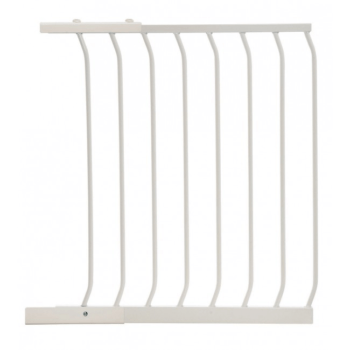 Dreambaby F834W White Gate Extension – 63cm