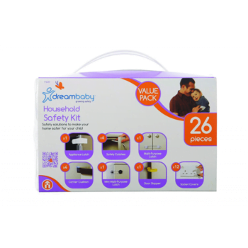 Dreambaby 26 Piece Household Safety Kit