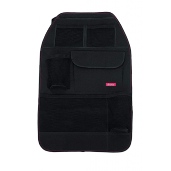 Diono Stow 'n Go Backseat Organiser and Protector - Black