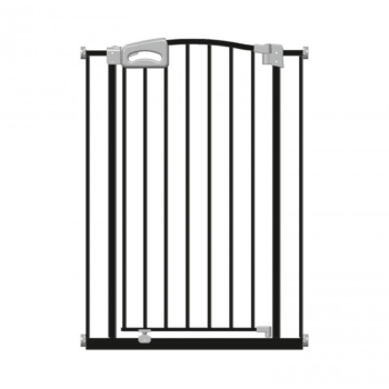 Callowesse Carusi Narrow Safety Gate With Auto-Close 63-70cm - Black