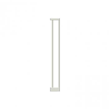 Callowesse Extra Tall Pet Gate 7cm Extension - White