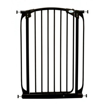 Dreambaby Extra Tall Stair Gate 71-80cm - Black - F190B