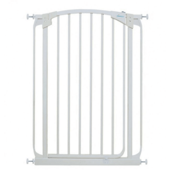 Dreambaby Extra Tall Stair Gate 71-80cm - White - F190B