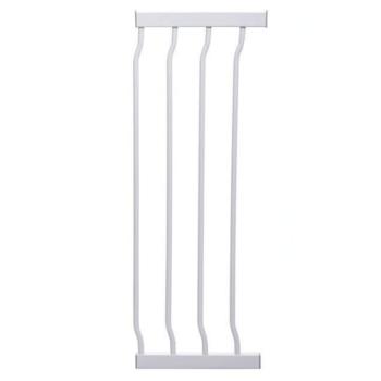 Dreambaby F903 Liberty White Gate Extension – 27cm
