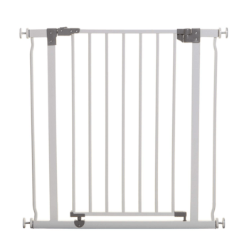 Dreambaby Liberty Extra Tall Hallway Safety Gate 75-82cm - White