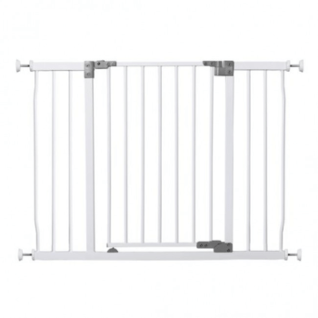 Dreambaby Liberty Extra Tall & Wide Hallway Safety Gate 99-106cm - White