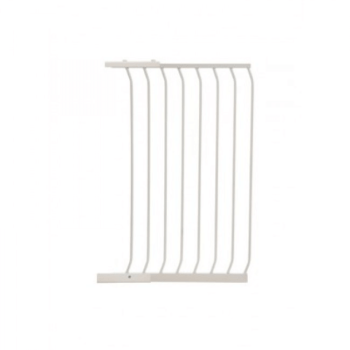 Dreambaby F844W White Gate Extension – 63cm