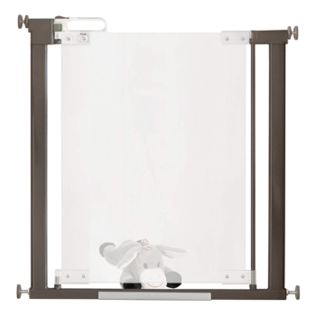 Fred Pressure Fit Clear-View Transparent Stairgate