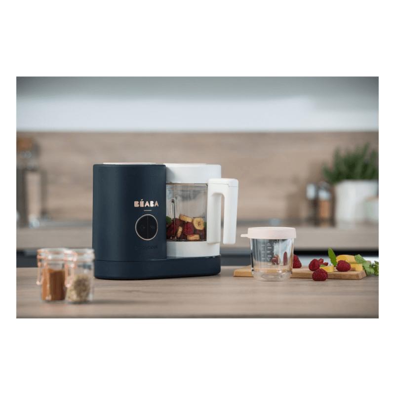 Beaba Babycook Neo Baby Food Processor - Night Blue 2