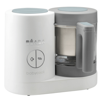 Beaba Babycook Neo Baby Food Processor - Grey/White