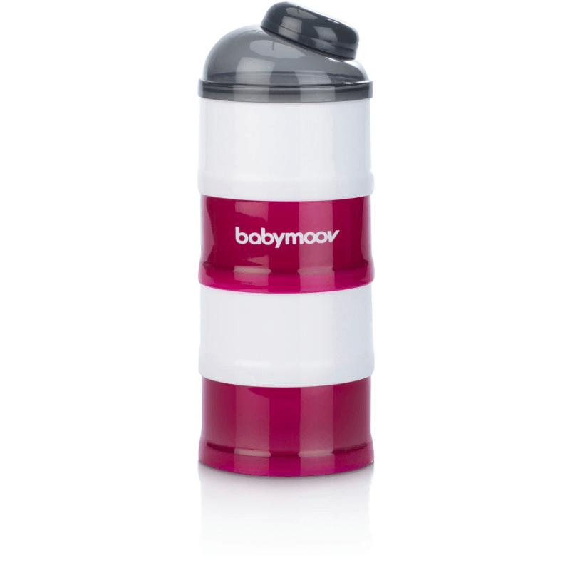 BabyMoov Babydose Milk Powder Dispenser - Cherry