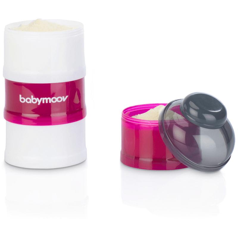 BabyMoov Babydose Milk Powder Dispenser - Cherry 3