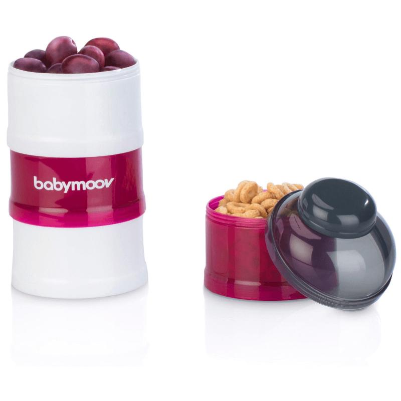 BabyMoov Babydose Milk Powder Dispenser - Cherry 2
