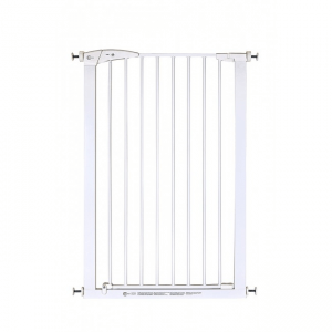 Callowesse Extra Tall Pet Gate - 75cm - 82cm Wide and 110cm Tall - White