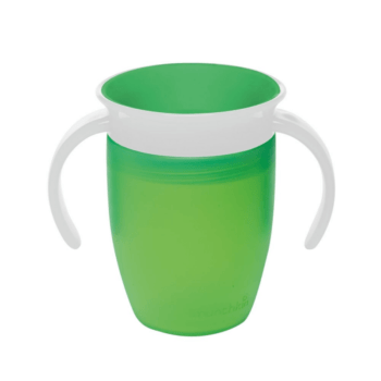 Munchkin Miracle 360 Trainer Cup (7oz/207ml) - Green