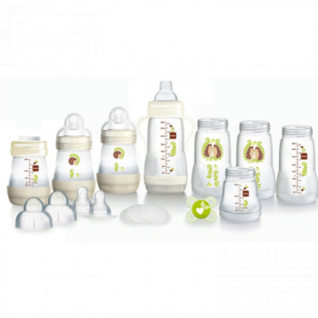 MAM Anti-Colic Self Sterilising Bottle Starter Set – Unisex