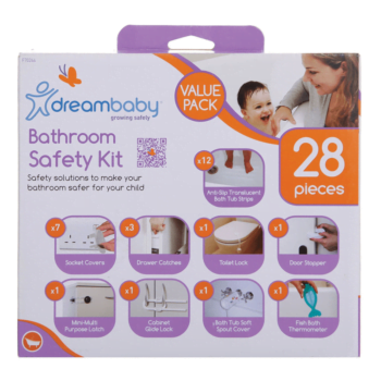 Dreambaby 28 Piece Bathroom Safety Kit