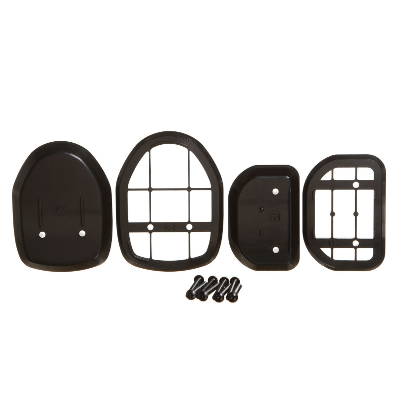 Dreambaby Retractable Gate Spacers - Black 3