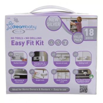 Dreambaby 18 Piece Home Safety Starter Set