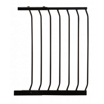 Dreambaby Black Gate Extension – 54cm